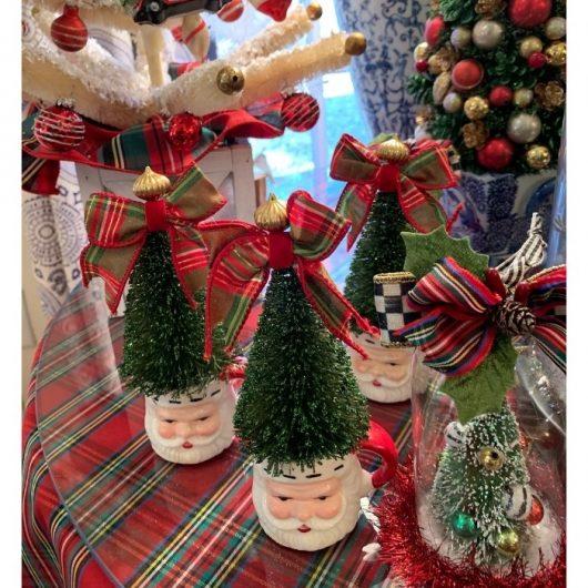 HH table sisal santas